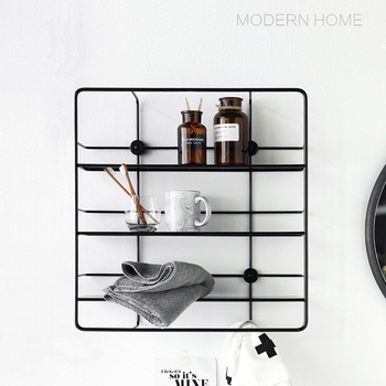 Wall Mounted Modern Classic Design fashion Loft Metal Steel Shelves Rack Storage Holders Coat Rack hook, display show shelf rack