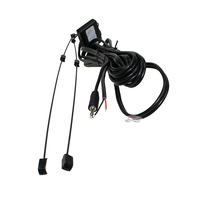 DVB T Antenna 15DB TV Signal Booster UHF VHF FM DVB T DMB T Amplified Indoor