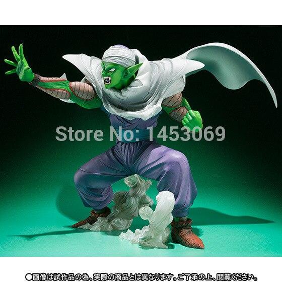 купить Free Shipping Japanese Catoon Anime Dragon Ball Z BAK F.ZERO Limited Edition Devil Piccolo Action Figure Collectible Model Toy недорого