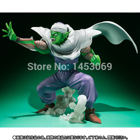 Free Shipping Japanese Catoon Anime Dragon Ball Z BAK F.ZERO Limited Edition Devil Piccolo Action Figure Collectible Model Toy