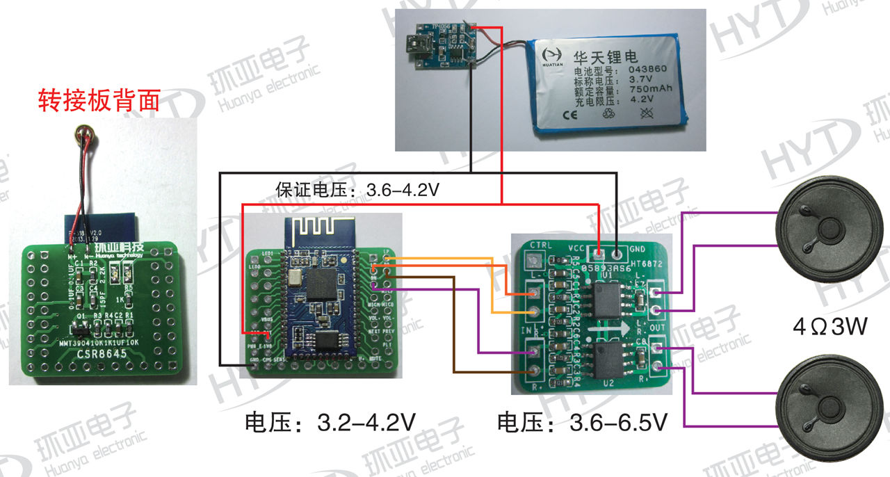 Csr8645 4 Low Power Bluetooth Audio Module Aptx Lossless Compression Details About 12v Mini Hifi Pam8610 Stereo Amplifier Circuit Aeproductgetsubject