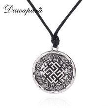 Dawapara svarozhich eslavo pingente colar antigo russo amuleto talismã pagão jóias