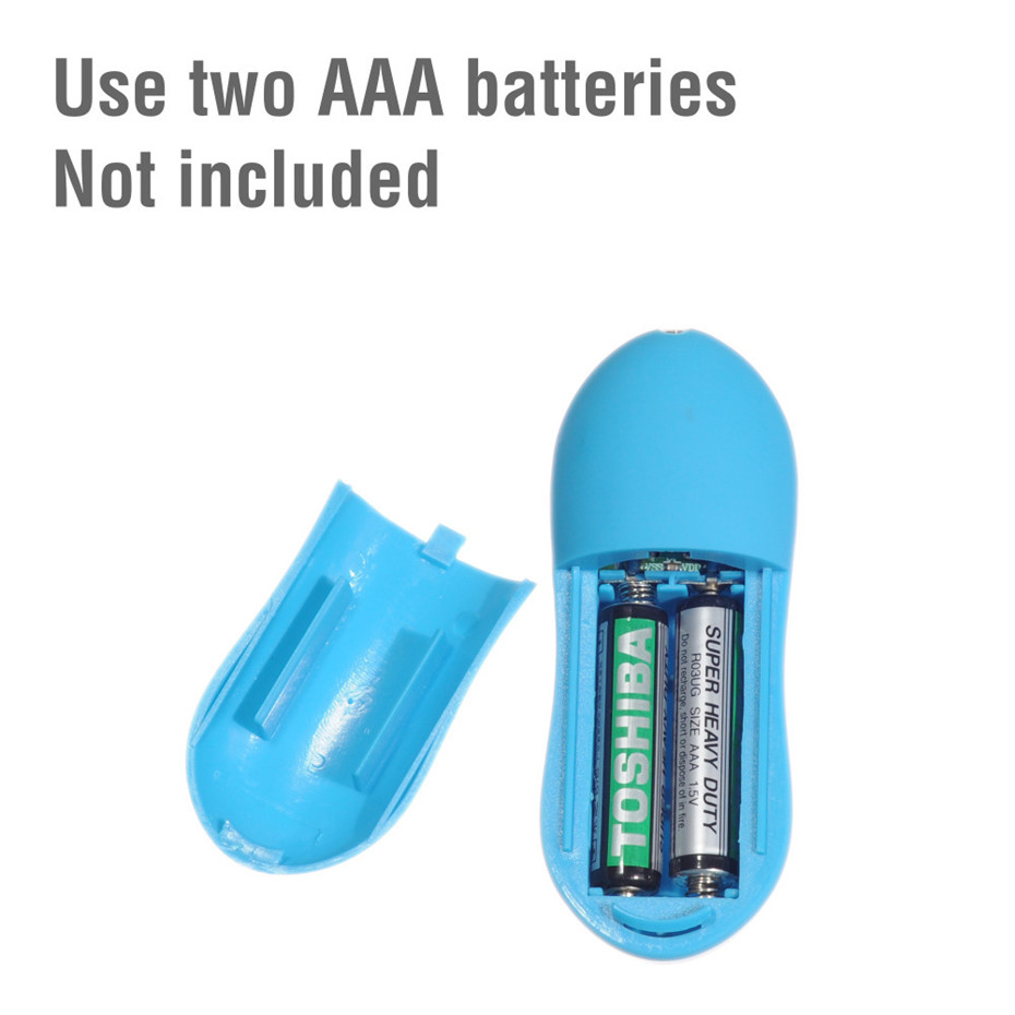 Dual Mini Bullet Vibrators 10 Speeds Waterproof Remote Control Travel  friendly Vibrating Bullet sex product for female-in Vibrators from Beauty    Health on ...
