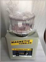 Goldsmith New Polishing machine Jewelry tools kit Magnetic Tumblers & Tumblers Jewelry polishing machine Polishing jewellery