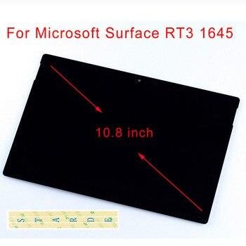 STARDE Замена ЖК-дисплей для microsoft поверхности RT3 1645 ЖК-дисплей Дисплей Сенсорный экран планшета сборки 10,8