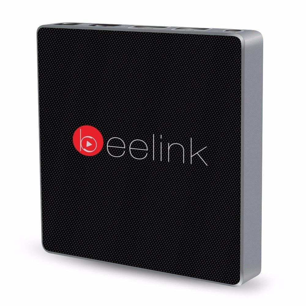 Android 6.0 Beelink GT1 TV Box 4K VP9-10 2G 16G Amlogic S912 Octa Core H.265 2.4G / 5.8G Dual WiFi Bluetooth 4.0 Media Player