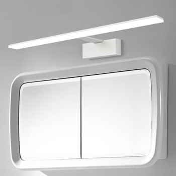9W/12W/14W/16W/18W LED Wall Sconces Light Mirror Front Lamp Fixture Acrylic SMD 2835 Bathroom White Shell