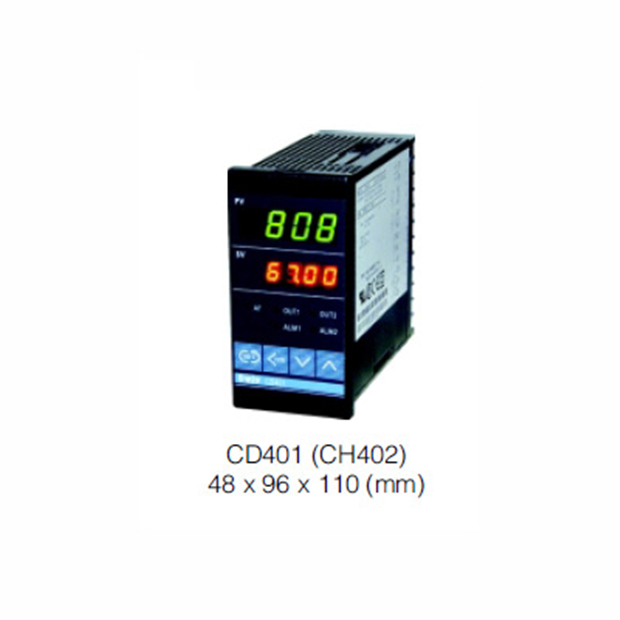 CD401(CH402) intelligent digital temperature controller, 96*48mm digital thermostat stanton c 402 cd