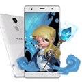 5.5 Дюймов ZOPO Hero 2 Мобильного Телефона 1 ГБ 16 ГБ 8MP Quad Core 4 Г LTE Android 6.0 Смартфон HD IPS MTK6737 Отпечатков Пальцев 2300 мАч OTG