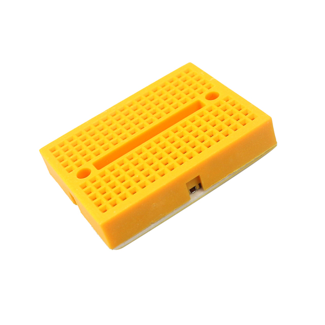 Mini Solderless Prototype Breadboard 170 Tie-Points