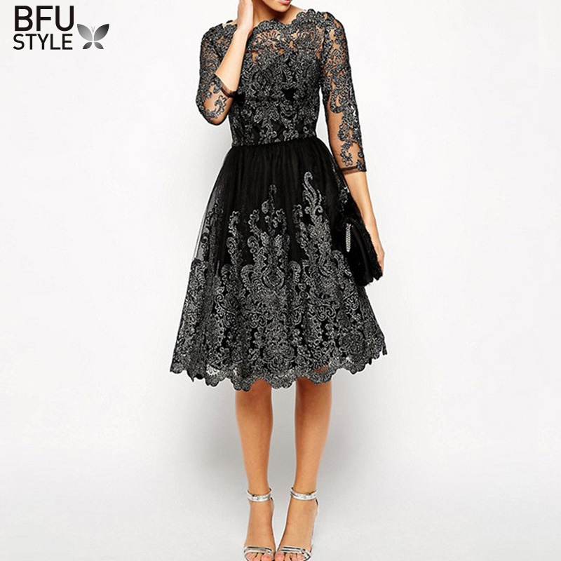503295a8226 Buy scalloped dress and get free shipping on AliExpress.com