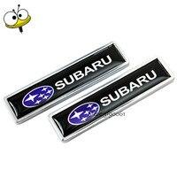 Car Styling Auto Car Sticker Emblem Badge Decal For Subaru STI WRX BRZ Tribeca Legacy Forester