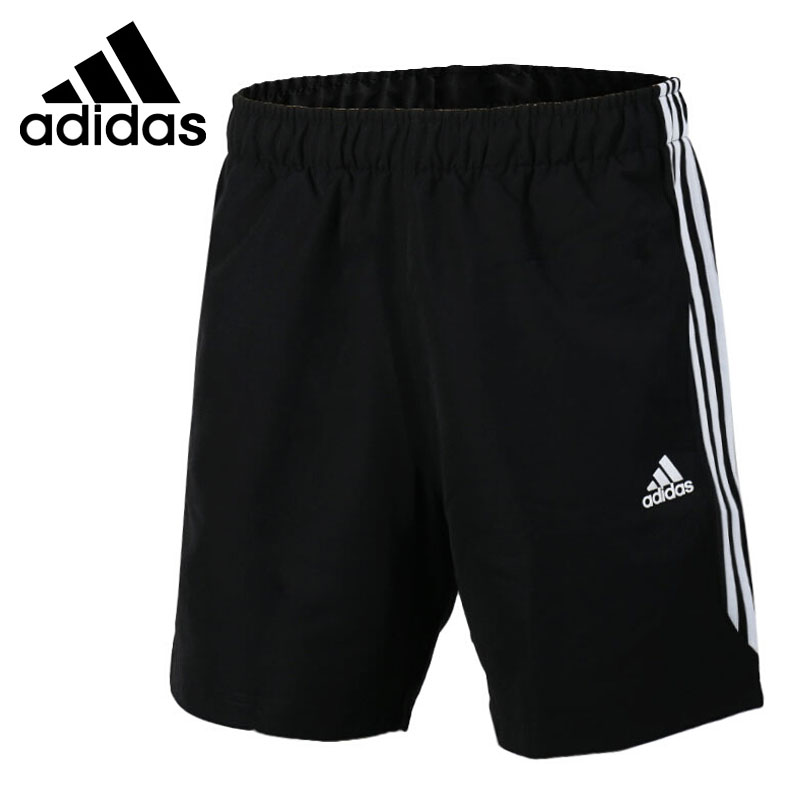Original New Arrival 2018 Adidas Performance ESS 3S CHELSEA Men's Shorts Sportswear купить недорого в Москве