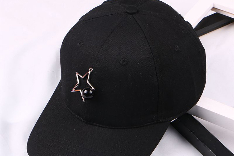 Hat new Korean embroidery baseball cap winter men and women outdoor sun hat custom комплект с цитрином версаль