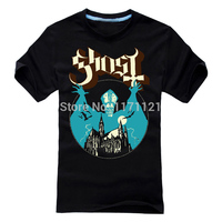 Free Shipping Ghost Sign With New Record Label Men S New Top HEAVY METAL MUSIC BAND