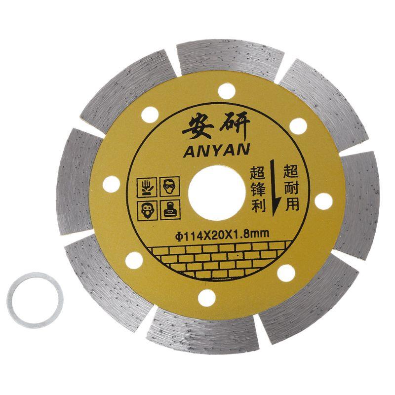 4 5inch Diamond Ceramic Saw Blade Disc Wheel Sharp Cutting