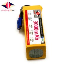 LYNYOUNG RC LiPo battery 6S 22.2V 3000mAh 30C-60C For RC Airplane drone quadcopter helicopter car
