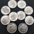 USA 10pcs 90% Morgan replica coins