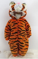 Jumpsuit cartoon baby clothes qiu dong with thick clothes height 90 cm to 120 cm
