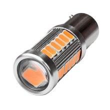 1 шт. PY21W 7507 BAU15S 1156PY 150 градусов 33 SMD 5630 5730 светодиодный Авто указатель поворота автомобильный указатель поворота Желтый Янтарный светильник