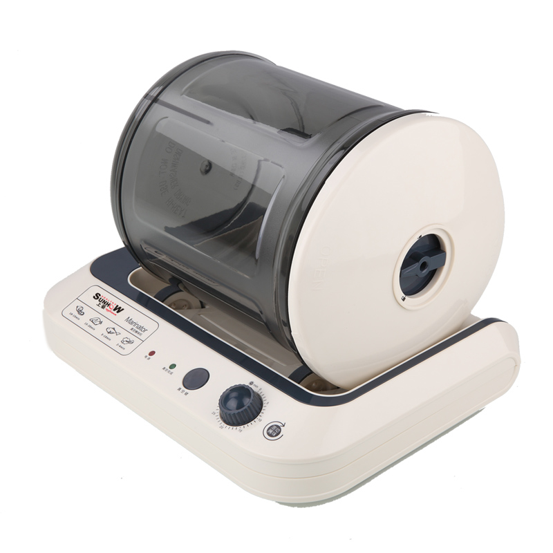 220V Electric font b Vacuum b font Food Marinator Tumbling Machine Household font b Vacuum b