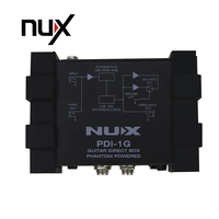 NUX Pro Audio PDI 1G Guitar Direct Box Get Very Pure Instrument Signal To The Audio