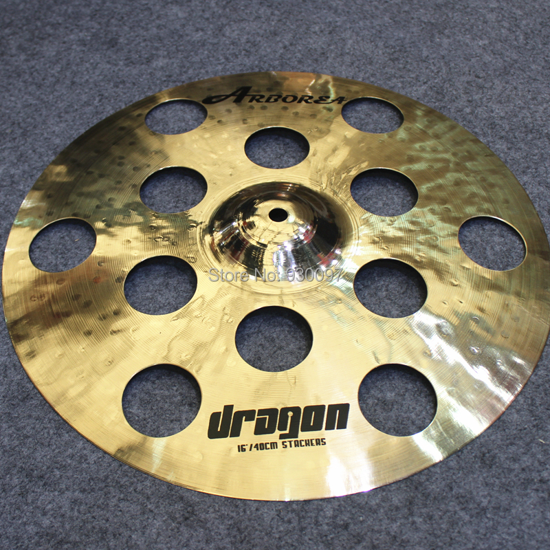 New style effect cymbal,DRAGON series 16  O-ZONE cymbal new design sprial cymbal 14cymbal