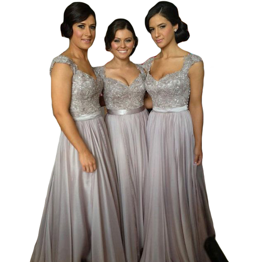 Online Buy Wholesale flowy bridesmaid dresses from China flowy ...