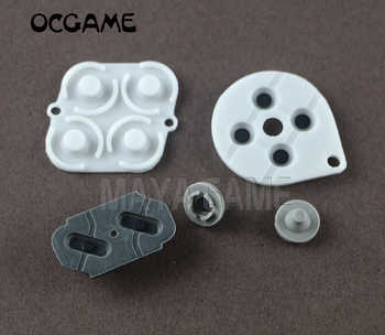 OCGAME For SNES Super NES Nintendo Conductive Replacement Controller Rubber Pads 50sets/lot - DISCOUNT ITEM  12% OFF Consumer Electronics