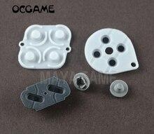 OCGAME ل SNES سوبر NES نينتندو موصل استبدال تحكم المطاط منصات 50 مجموعات/وحدة