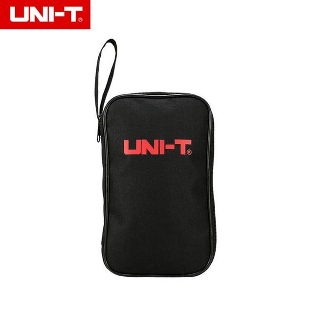 1pc UNI-T General Meter Bag For Clamp Meters Multimeter UT61 UT139 UT58 Canvas Material Big Space Easy To Carry 22x14x5 cm