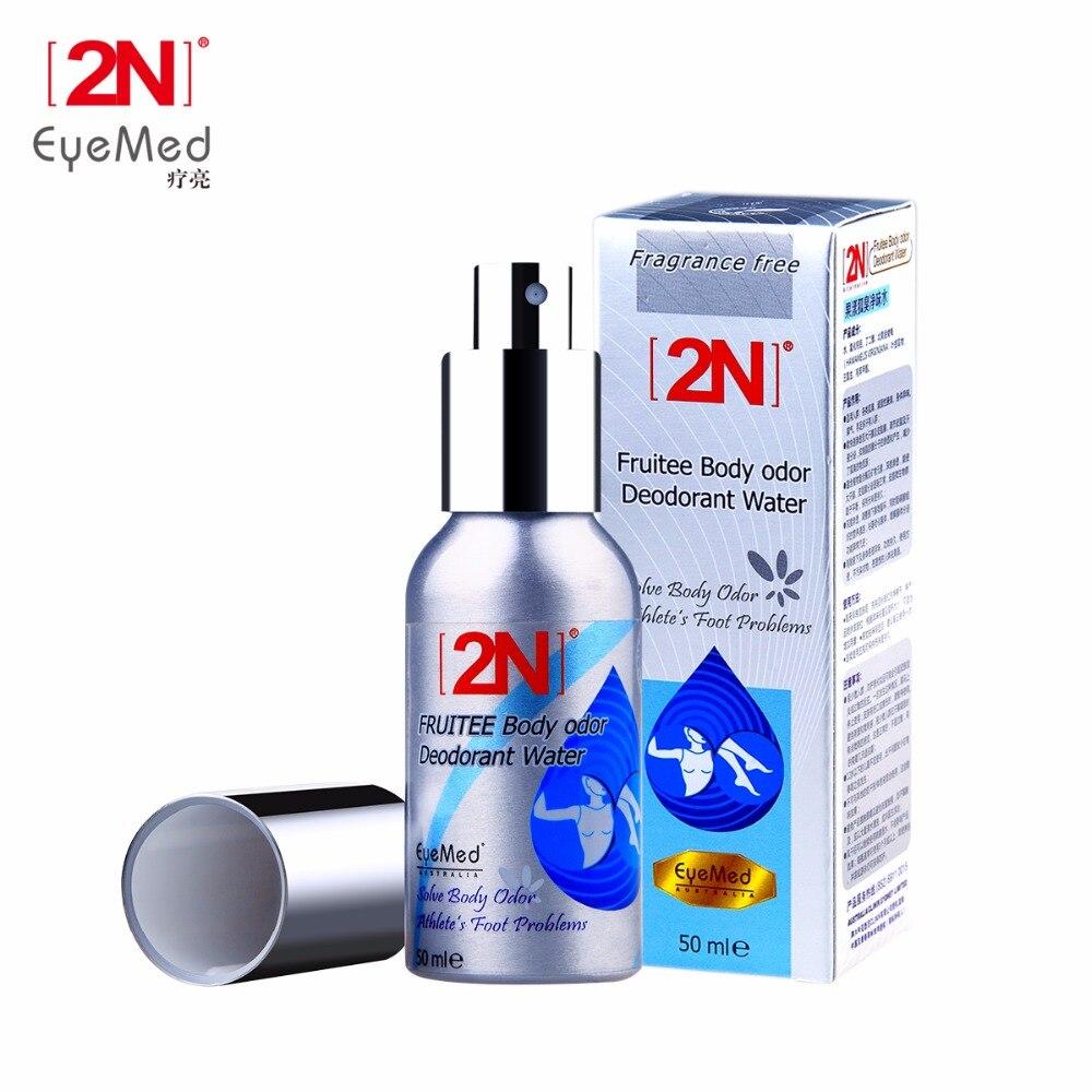2N Remove Body Odor Water For Women And Men Antiperspirant Deodorant Underarm Sweat Hircismus Cleaner Fragrance Parfum Femme