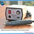 Ferramenta Forte 204 MICROMOTOR H102S Handpiece Elétrico em miniatura 220 V 35 K RPM para LABORATÓRIO de PRÓTESE DENTÁRIA PREGO PREENCHER Polimento de MADEIRA JÓIA Escultura