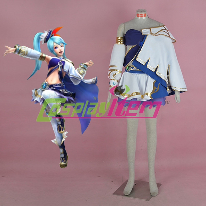 Customized Movie The Legend Of Zelda Cosplay Lana Cosplay