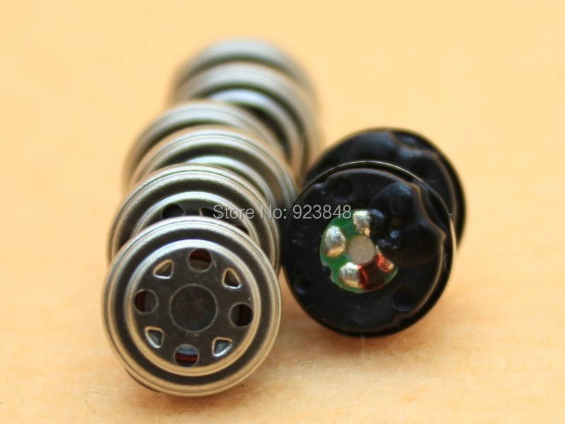 Luidsprekerunit van 10 mm Bass unit - Draagbare audio en video - Foto 1