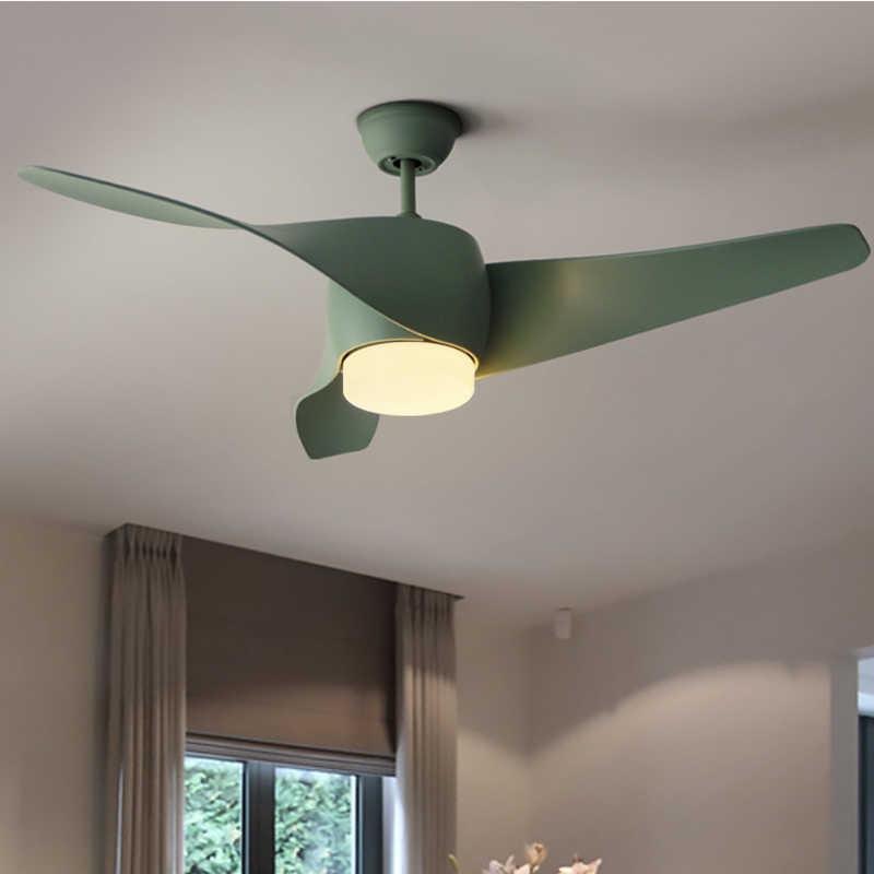 Европейский современный минималистский подвеска-Веер лампа освещение люстра освещение подвесной светильник Лофт Декор Ламповые осветительные приборы гостиная