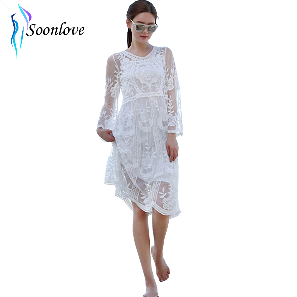 V neck Peasant Vintage Cotton Linen Tunic Exquisite Embroidered ...