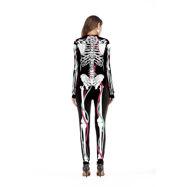 2019 Halloween Black Costumes For Women