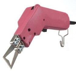 230 V 100 W praktyczne elektryczny nóż gorąca frez do cięcia pianki nóż do styropianu na tapetę  tkaniny  zasłony w Części do narzędzi od Narzędzia na