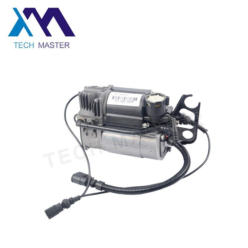 Air Suspension Compressor For Audi VW Touareg Air Spring Pump 7L0698007D 7L0698007 7L0698007A 7L0616007A