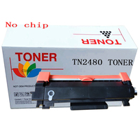 1pk 호환 TN2480 토너 카트리지 DCP-L2535DW DCP-2550DW HL-2375DW MFC-L2715DW MFC-L2750DW 프린터