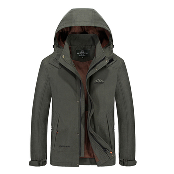 Mens jackets and coats jaquetas masculina army jacket men brand-clothing mens Autumn casual windproof loose jacket coat