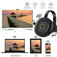 Mirascreen G11A Anycast Miracast 2.4G/5G Wireless DLNA AirPlay Mirror HDMI TV Stick Wifi Display Dongle Receiver for IOS Android