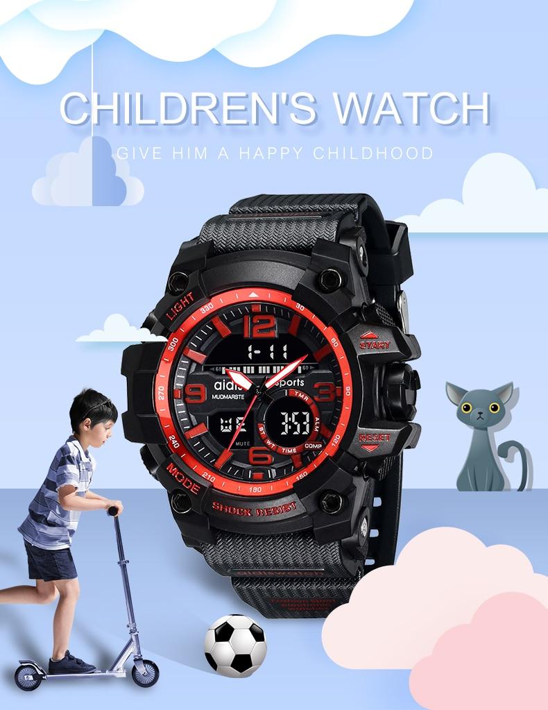 Relógios infantis