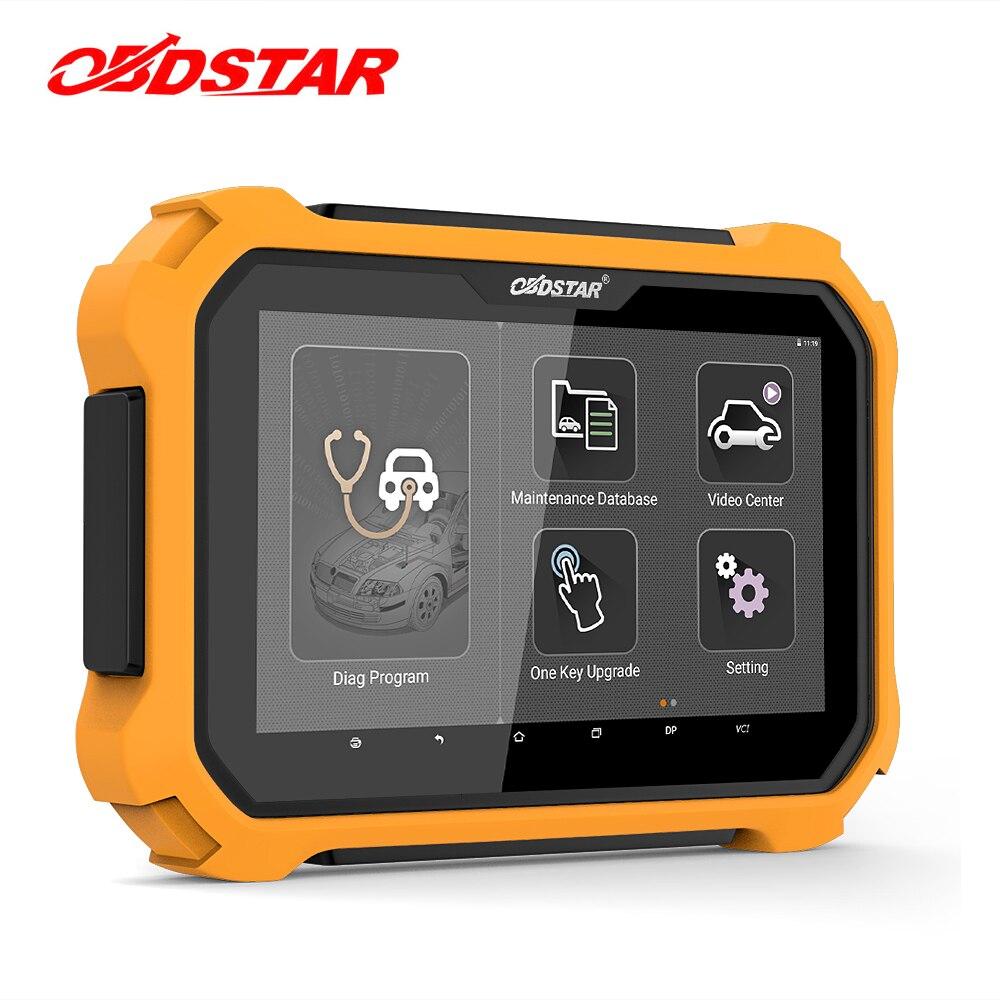 OBDSTAR X300 DP PLUS Auto Key Programmeur Tablet Immobilisation Clé Maître DP OBD2 Automobile Scanner Outil Toute la Clef Perdue ECU clone