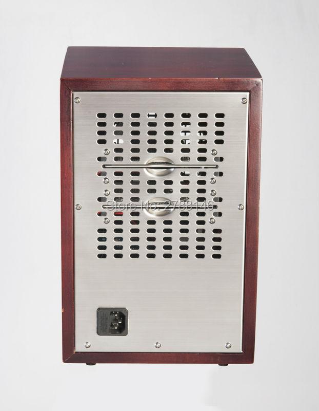 HIHAP eenvoudige luchtreiniger met ionisator- en ozonfunctie (filters - Huishoudapparaten - Foto 4