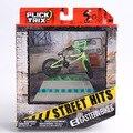 2015 Professional Finger Bmx Flick Trix Set Finger Bicycle Mini Finger Bikes