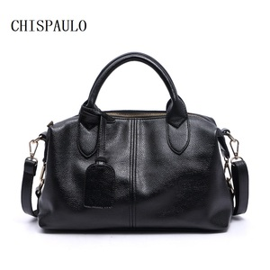 CHISPAULO Women Bag Vintage Leather Famous Brand bag ladies designer handbags high quality Retro Bag bags for women Designer X63