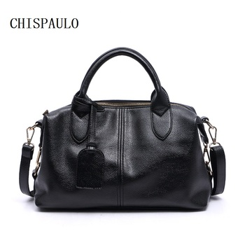 2015 Women Bag Genuine Leather Famous Brand bag ladies designer handbags high quality Retro Bag bags for women Designer hot J037 Сумка