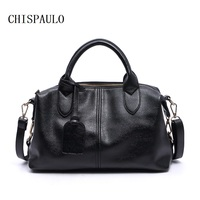 2015 Women Bag Genuine Leather Famous Brand Bag Ladies Designer Handbags High Quality Retro Bag Bags